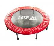 Батут BaseFit TR-101 114 см, красный
