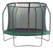 Батут Sportelite GB10201-6FT с сеткой 183 см, black/green