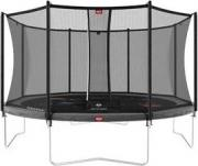 Батут BERG Favorit Regular 430 Grey Levels +защитная сетка Safety Net Comfort (35.14.14.00+35.74.14.03) [35.14.99.01]