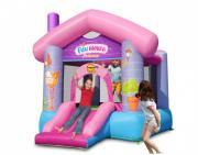Happy Hop Надувной батут Забавный дом для принцессы