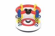 Надувной батут BestWay MMRR + надувное кольцо 91075
