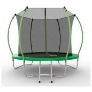 Каркасный батут EVO Jump 8FT Internal 244х244х210 см green
