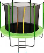 Батут JUMPY Comfort 8 FT (Green / Blue)