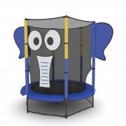 Батут UNIX line 4.6 ft ELEPHANT (140 см) (Цвет каркаса:Синий)
