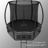 Clear Fit SpaceHop 8Ft Батут