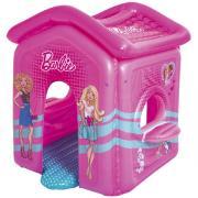 Домик надувной BestWay ''Барби'' 150 х 135 х 142 3-6 лет 93208 BW