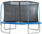 START LINE Батут StartLine Fitness 10 футов (305 см) с внутренней сеткой и держателями