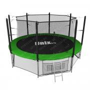 Батут UNIX line 10 ft inside (green)