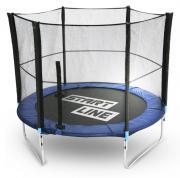 Батут StartLine Fitness 10 футов (305 см) с внешней сеткой