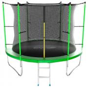 Каркасный батут EVO Jump 10FT Internal 305х305х254 см green
