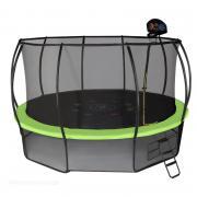 Батут Hasttings Air Game Basketball 15FT (4,6 м) зеленый