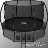 Clear Fit SpaceHop 14Ft Батут