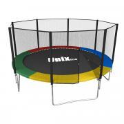 Батут UNIX line Simple 12 ft Color (outside)