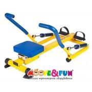 Тренажер детский механический гребной (TFK-04/SH-04)