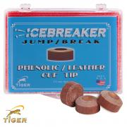 Наклейка для кия Tiger IceBreaker Jump/Break 14,25mm Super Hard+ 1шт.