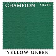 Сукно Champion Silver 195cm Yellow Green