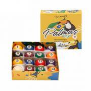 Детские бильярдные шары для американского пула Palmas 32 мм