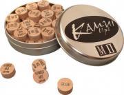 Бильярдная наклейка для кия Kamui M, 13 мм