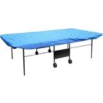 Чехол для теннисного стола DFC п/э, синий, универс.