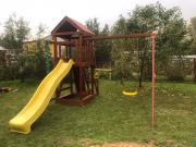 Детский игровой комплекс Деверон Прайм Baby Плюс