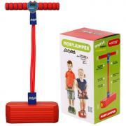 Джампер Moby-Jumper Moby Kids Тренажер для прыжков со счетчиком, светом и звуком красный 68559
