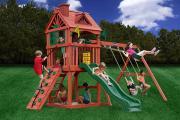 Детский комплекс PlayNation Зелёный замок