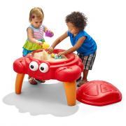 """Игровые столики, песочницы и мини-бассейны Step-2 Столик для игр с песком """"Крабик"""" Step2"""