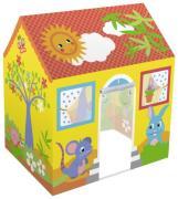 Домик для игр Bestway Play House, дверь, прозрачные окна, 52007, 102x76x114