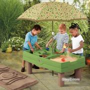 Игровые столики, песочницы и мини-бассейны Step-2 Столик для игр с песком и водой Step2