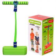 Джампер Moby-Jumper Moby Kids Тренажер для прыжков со счетчиком, светом и звуком зеленый 68558