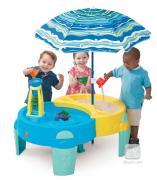 """Игровые столики, песочницы и мини-бассейны Step-2 Столик для игр с песком и водой """"Оазис"""" Step2"""