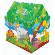 Домик для игр Intex 45642 Забавный Коттедж, каркасный