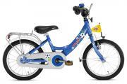 Двухколесный велосипед Puky ZL 16-1 Alu (OneSize,Синий футбол)