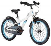 """Велосипед Scool XXlite 18"""" steel black 5021"""