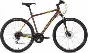 Велосипед Stinger Campus Evo 52 (коричневый)