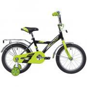 Велосипед Novatrack 14'' ASTRA черный