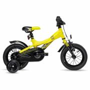 "Велосипед Scool XXlite 12"" желтый 18430"