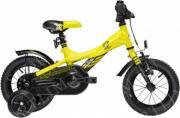 """Велосипед Scool XXlite 12"""" Lemon/Black Matt"""