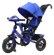Трехколесный велосипед Sweet Baby Mega Lexus Music bar, синий