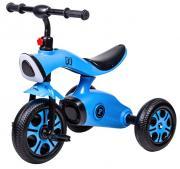 Детский трехколесный велосипед (2021) Farfello S-1201, голубой