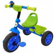 Super trike детский трёхколёсный велосипед, цвет / синий-зеленый