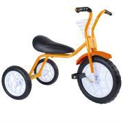 Велосипед 3-х колесный «ЗУБРЕНОК» эксклюзив оранжевый