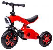 Детский трехколесный велосипед (2021) Farfello S-1201, красный