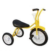 Трехколесный велосипед WoodLines Зубрёнок Желтый
