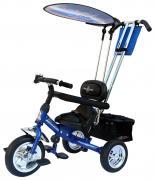 Трехколесный велосипед Funny Jaguar Lexus Trike Original Volt синий