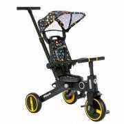 """Pituso велосипед трехколесный """"leve"""" складной, цвет / желтый (yellow)"""