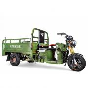 Трицикл rutrike гибрид 1500 60v1000w, зеленый 021345-1966