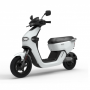Электроскутер Xiaomi Molinks Electric Motorcycle Wind Version 1200 Вт White (2 аккумуляторные батареи)