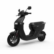 Электроскутер Xiaomi Molinks Electric Motorcycle Wind Version 1200 Вт Black (2 аккумуляторные батареи)