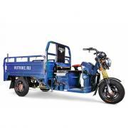 Трицикл rutrike гибрид 1500 60v1000w, синий 021345-1967